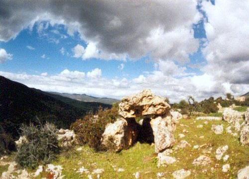 Dolmen in Algeria