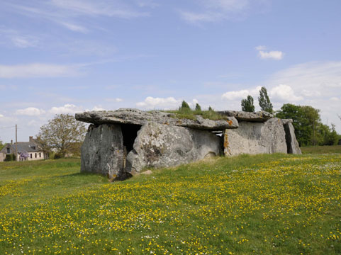 Dolmen in France