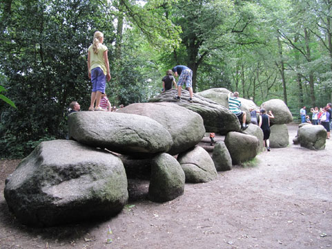 Dolmen in the Netherlands