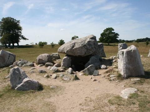 Dolmen in Sweden