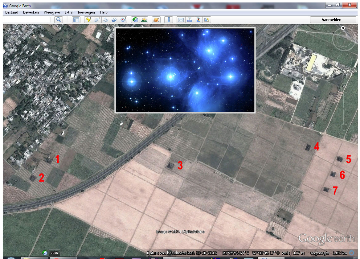 The greater picture pyramids 18 the formation is found on google maps this shows a resemblance to gumiabroncs Choice Image